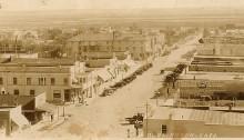 Burlington, CO, 1890, Pre-Radio
